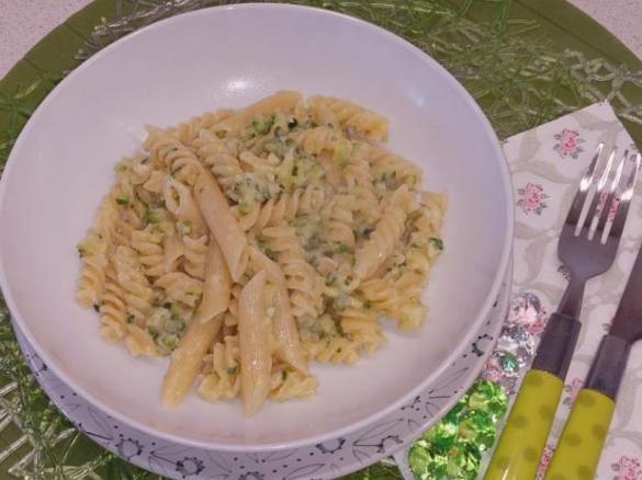 Pasta con stracchino ricette bimby