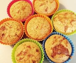 Muffin integrali con semi di Chia e miele (light)