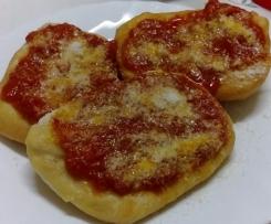 Pizzette Fritte alla Napoli !