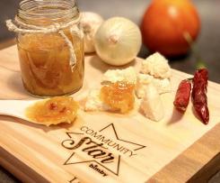 Composta di cipolle e arance