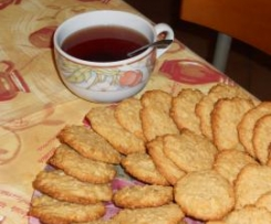 Biscotti all'ananas