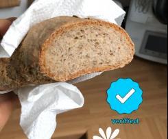 Variante di Pane croccante ai semi di chia