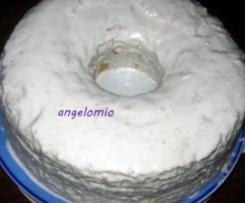 Chiffon cake con glassa ai limoni di sorrento