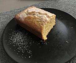 Plumcake Carote Mele e Cocco
