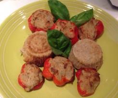 Peperoni di Carmagnola alla crema d'orto