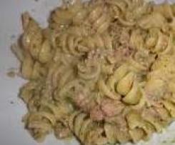 Pasta Tonno e fagioli