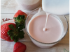 Yogurt cremoso alle fragole