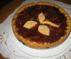 Crostata zia Graziella