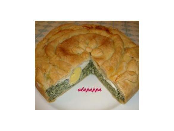 Torta Pasqualina è Un Ricetta Creata Dallutente Wlapappa Questa