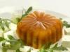 Mini gelatine di pomodoro al basilico con primo sale