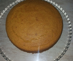 Variante di Torta alle Carote con Mandorle e Noci (SANA)