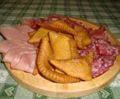 Gnoc Frèt (gnocco fritto)