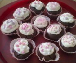 cupcakes doppio cioccolato