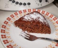 Torta golosa al cioccolato (Vegan!)