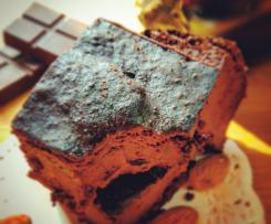 Torta brownie cioccolato e melanzane-CONTEST MERENDE-