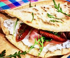 Piadina light allo yogurt greco