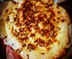 Vintage Fluffy Giant Cupcake-CONTEST TORTE VELOCI