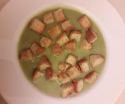 Crostini senza glutine alle mandorle - contest accompagnamento zuppe