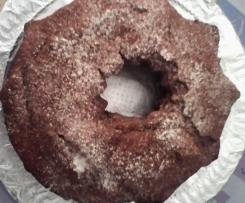 Ciambella doppio cioccolato