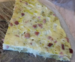 """""""Frittata"""" di pasta al varoma"""
