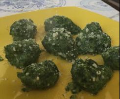 Malfatti di ricotta e spinaci