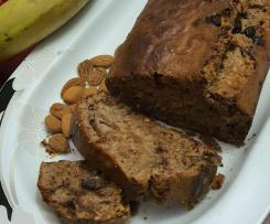Banana bread allo yogurt