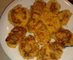 Polpette di patate e carote