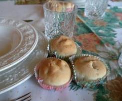 Muffin di pane ai tre sapori