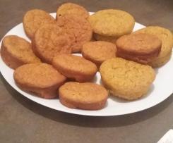 """"""" Camille """" muffins carote e mandorle"""