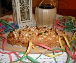 Ciambella tradizionale marchigiana