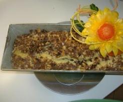 Plumcake (o muffin) cioccomandorle