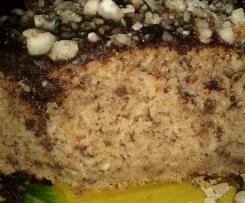 plumcake con pandoro riciclato