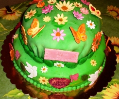Torta primavera in pdz
