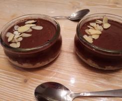 Tortino Fit Cioccolato & Mandorle (proteico)