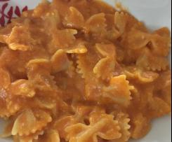 Pasta risottata con sugo alla polpa di granchio