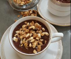 CIOCCOLATA CON BEVANDA ALL'AVENA (per 2 persone) - Contest cioccolate calde