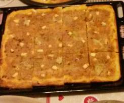 Pizza Sfincione Palermitano