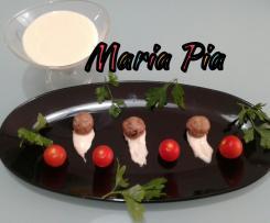 POLPETTE AL BRANDY CON PRUGNE SECCHE E SALSA AL PARMIGIANO ~contest polpette non fritte ~