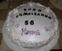 Torta di compleanno Mima