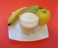 Succo di frutta mela, pera, banana
