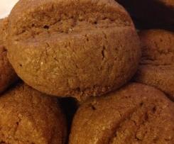 Biscotti al caffè (chicchi)