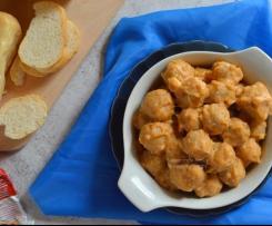 Mereconde (polpette di pane tipiche di Bagolino)