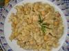 pasta rustica risottata con pesto al rosmarino
