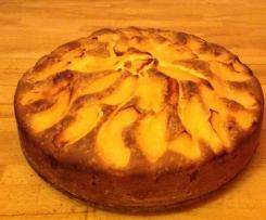 Torta di mele senza burro e gluten free