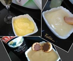Crema soft per dolci al prosecco / limoncello / Baileys - Contest dolci farciture