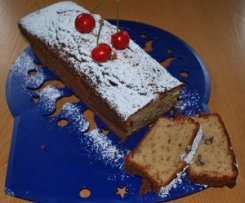 PLUM CAKE ALLE CILIEGIE