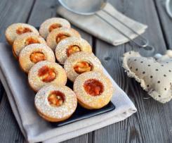 Biscotti con Ricotta e Marmellata - CONTEST MERENDE