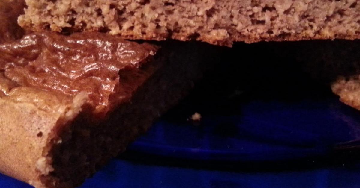 Torta Cacao Dukan.Torta Al Cacao Dukan