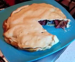 tortino melanzane e pomodorini