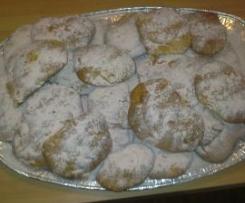 Biscotti di mele al forno (variante ricetta Rosy1964)